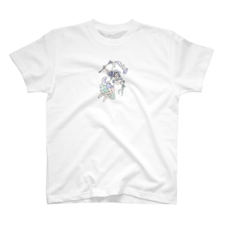 magic girl T-shirts