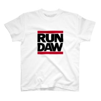 RUN DAW T-shirts