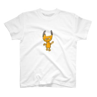 ともき画伯のゆるキャラ T-shirts