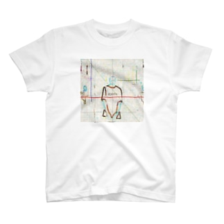 pokkies existence T-shirts