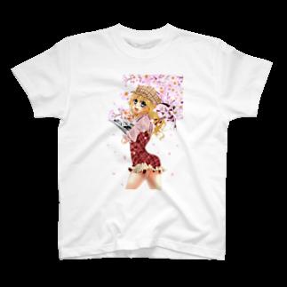 nanakoma320の春の始まり T-shirts