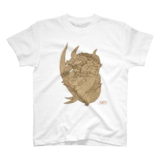 FAN-T_No.006 T-shirts