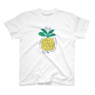 キナバル のキナバル_アリノスダマ No.5 T-shirts