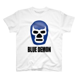 BLUE DEMON / ブルーデモン T-shirts