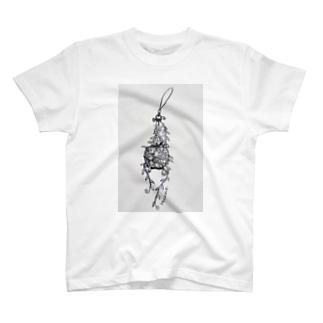 御伽の国のストラップ T-shirts