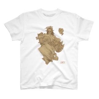 FAN-T_No.007 T-shirts