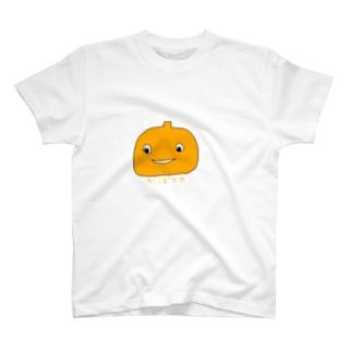 かぼちゃ  T-shirts