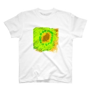 sue-himawari T-shirts