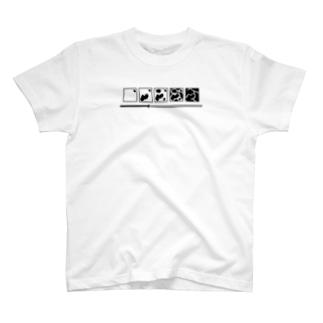 milkゲージ T-shirts