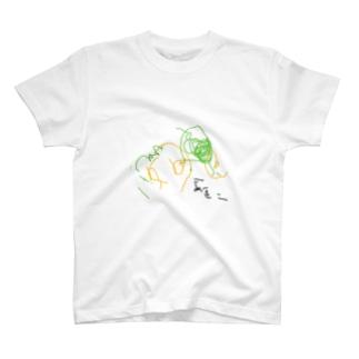 aki-himawari T-shirts