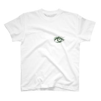 瞳 T-shirts
