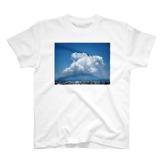 桜島3 T-shirts