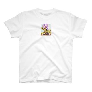 ネコ耳主従関係 T-shirts
