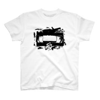 take care. old tape. T-shirts
