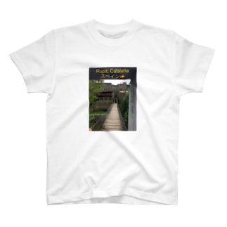 Rupit スペイン T-shirts
