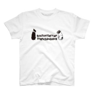 BOSBULL その1 T-shirts