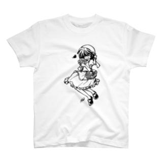よりみち T-shirts