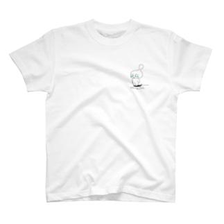 かなぴょこちゃん T-shirts