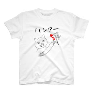 ハンター T-shirts