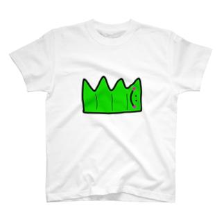 へんてこキャラクター お弁当の『ばらん』🌱💗 T-shirts