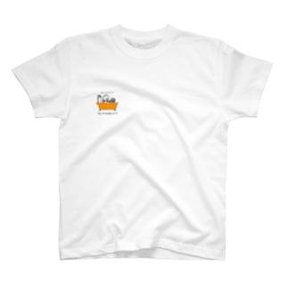 しゃー T-shirts