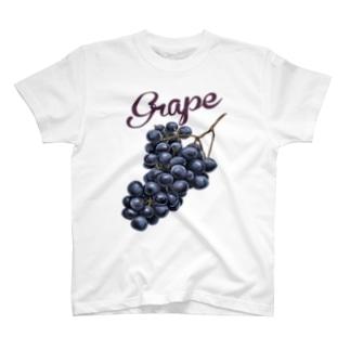 Grape グレープ T-Shirt