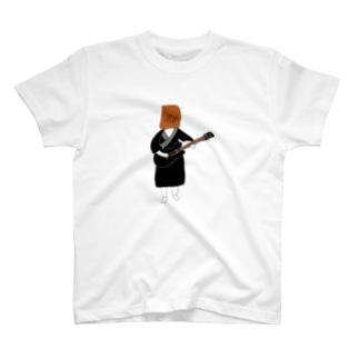 虚無僧ROCK T-shirts