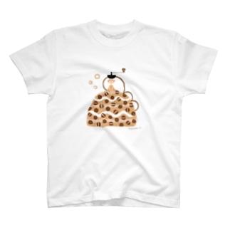 カフェオレのおひめさま T-shirts
