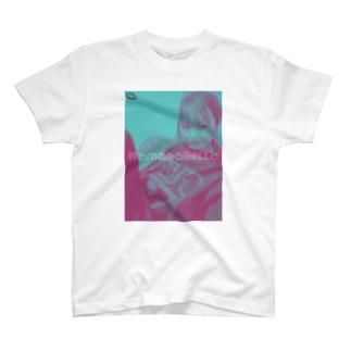 @kazu_han9898 美女T北海道 T-shirts