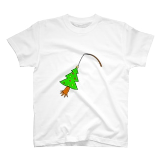 chanAOのツリー T-shirts