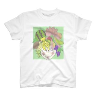 フルーツ娘 T-shirts