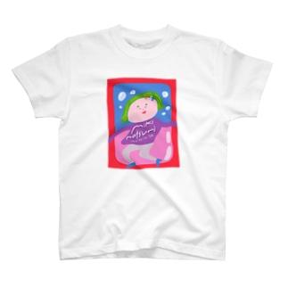 みきなつみのオシャレTシャツ T-Shirt
