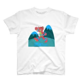 さけくま T-shirts