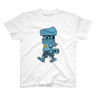 さすらいのレレボーイ T-shirts