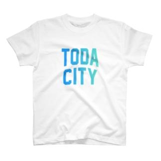 戸田市 TODA CITY T-shirts
