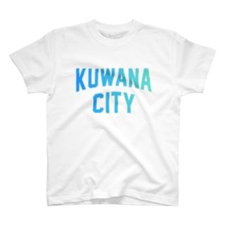 桑名市 KUWANA CITY T-shirts
