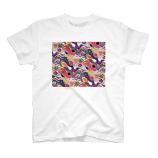 Chaotic_02 T-shirts