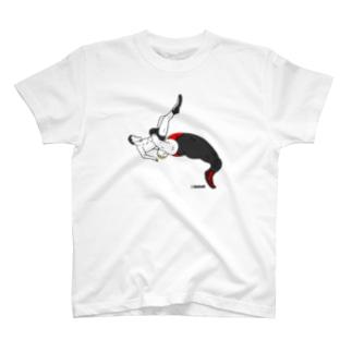 戦慄ジャーマン T-shirts