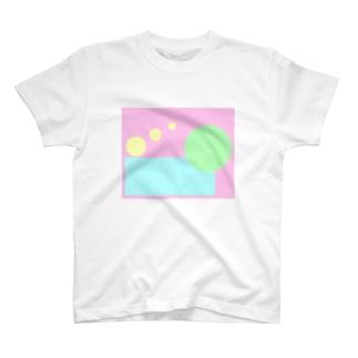 ふんわり T-shirts