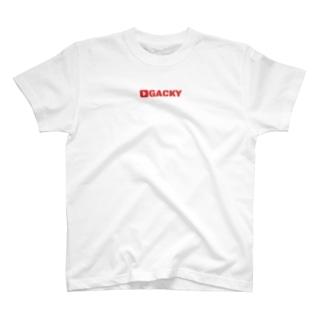 ガッキー公式ロゴ T-shirts