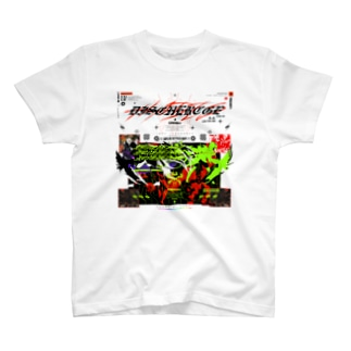 WAVE STRIKER T-shirts