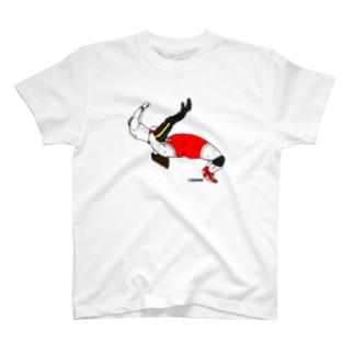赤鬼ジャーマン T-shirts