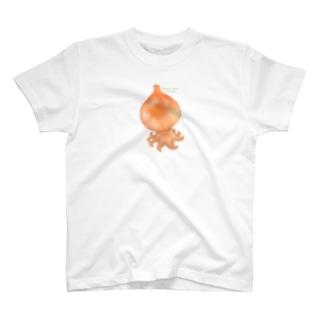 タコマネギ T-shirts