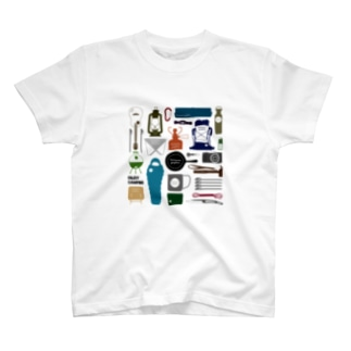 ENJOY CAMPING T-shirts