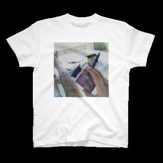 nyapikopiの自傷禁煙失敗 T-shirts