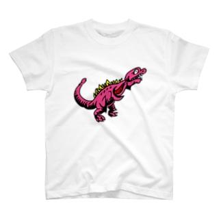シミスカイのダイサン T-shirts