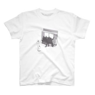 カラマル T-shirts