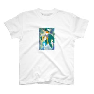 アリスとハッター T-shirts