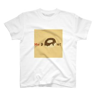 Miss ドーナツ T-shirts