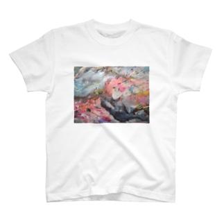 自分を肯定させてくれる歌 T-shirts